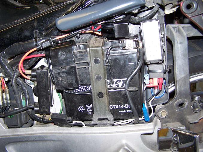 drz400 fuse box