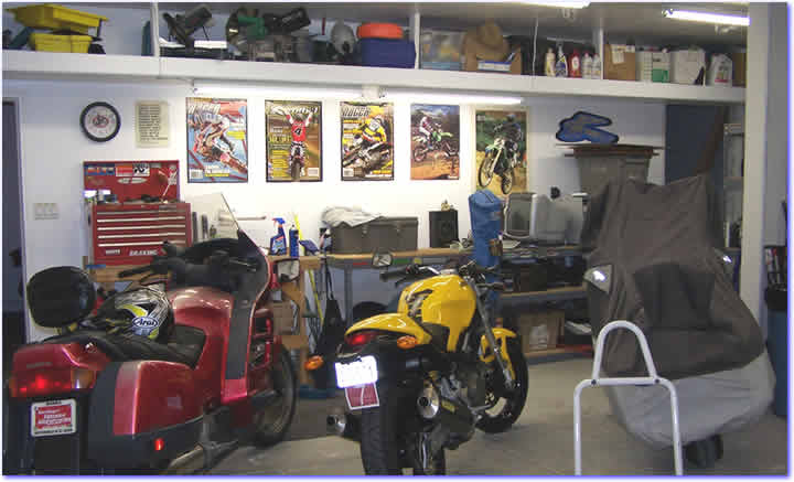 Garage Man Cave Reddit : Motorcycle man cave motorcycles